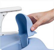 Deflector standard pentru sistemul de scaun de toaletă universal
