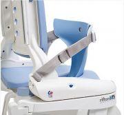Deflectorul standard pentru sistemul de scaun de toaletă universal
