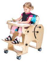 """Scaun terapeutic  """"Jumbo"""" pentru copii cu  dizabilități"""