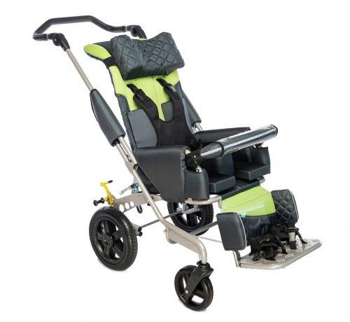 Cărucior pentru copii cu dizabilități Racer+
