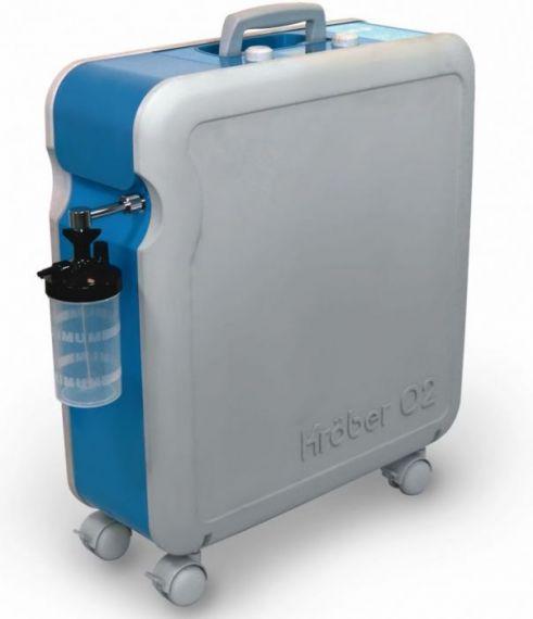 Aparat concentrator de oxigen Krober 02 produs reciclat