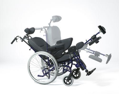 Scaun cu rotile multifuncţional Vermeiren SERENYS