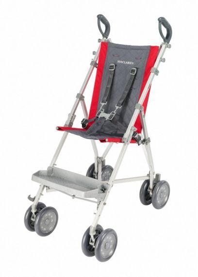 Cărucior Maclaren pentru copii cu dizabilități