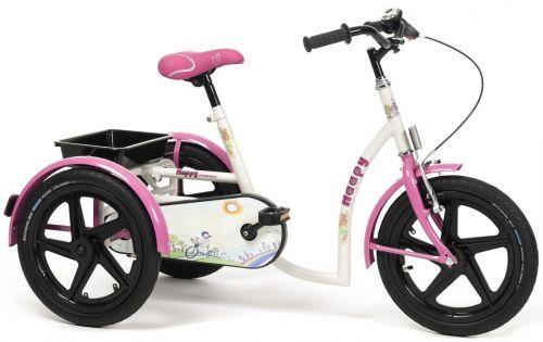 Tricicletă pentru copii cu dizabilităţi Vermeiren HAPPY