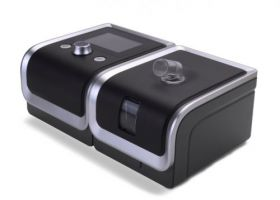 Dispozitiv Auto CPAP BMC RESmart cu umidificator încălzit InH2 GII şi mască nazală iVolve