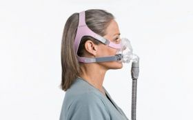 Quattro FX Full Face CPAP Mask ResMed for Her