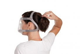 Full Face CPAP Mask ResMed Quattro Air For Her