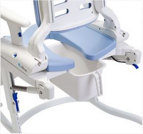 Găleată de toaletă pentru sistemul de scaun de toaletă universal