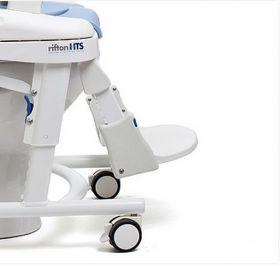 Suportul pentru gambe pentru sistemul de scaun de toaletă universal
