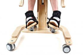 Reglarea piciorului 3D pentru verticalizator