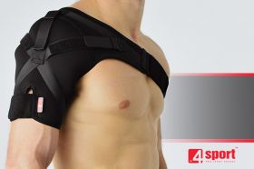 Shoulder support with adjustment AM-SOB