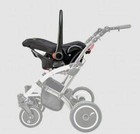 Scaun de maşină pentru bebeluşi