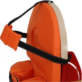 Centură pentru cap pentru verticalizator Pisică pentru copii cu dizabilități