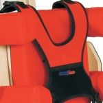 Suporturi pentru piept și șold pentru scaun terapeutic  ZEBRA pentru copii cu dizabilități