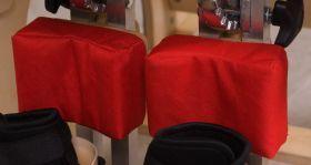 Perne  pentru  gambe,  pentru  scaun terapeutic ZEBRA  pentru copii cu dizabilități
