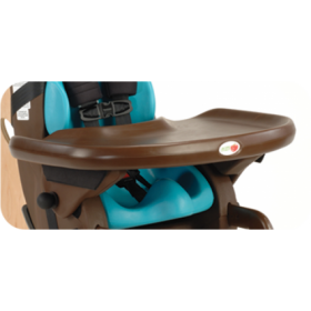 Masă de lucru pentru  scaun multifuncíonal MTC  dimensiune 2 pentru copii cu dizabilită