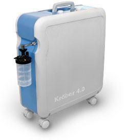 Concentrator de oxigen Kröber 4.0