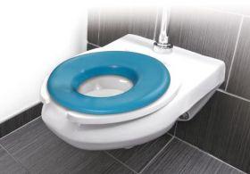 Scăunel de toaletă portabil Special Tomato - Rotund