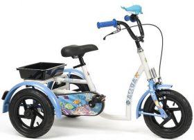 Tricicletă pentru copii cu dizabilităţi Vermeiren AQUA