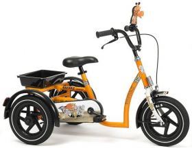Tricicletă pentru copii cu dizabilităţi Vermeiren SAFARI