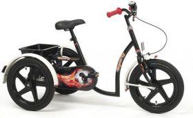 Tricicletă pentru copii cu dizabilităţi Vermeiren SPORTY