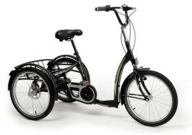 Tricicletă pentru copii cu dizabilităţi Vermeiren FREEDOM