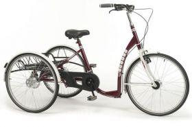 Tricicletă pentru copii cu dizabilităţi Vermeiren LIBERTY
