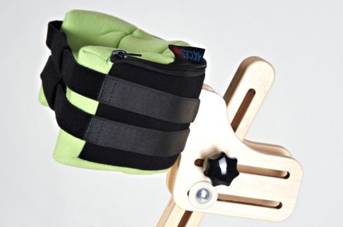 Head stabilizing belt for size 2 for standing frame
