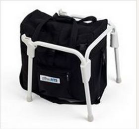 Travel subframe with bag