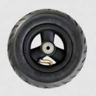 Front wheel with pneaumatic tire for buggy RACER+