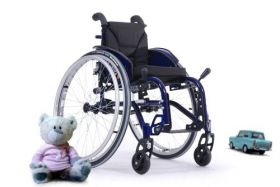 Active wheelchair SAGITA Kids