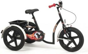 Tricycle for children with special needs Vermeiren SPORTY